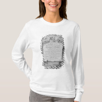 Moore u. Co.-Geschäftskarte T-Shirt
