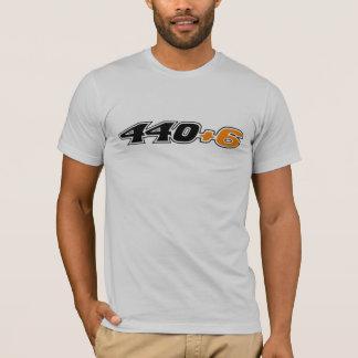 Mopar - 440+6 + Des Six emballer T-shirt