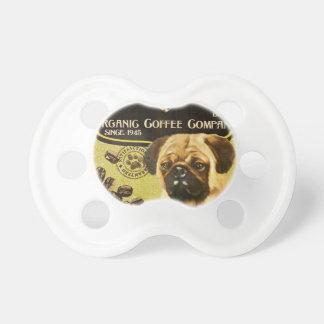Mops-Marke - Organic Coffee Company Baby Schnuller