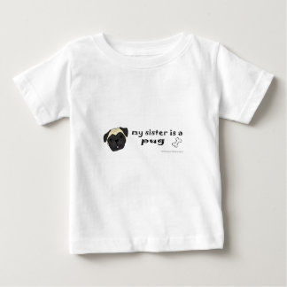 Mops - mehr Hundezucht Baby T-shirt