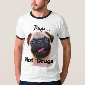 Möpse….nicht Drogen T-Shirt