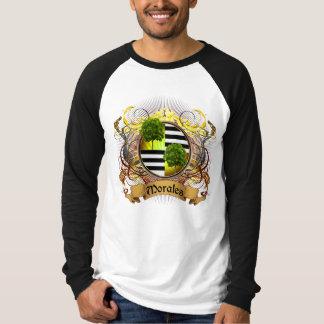 Morales-Familienwappen T-Shirt