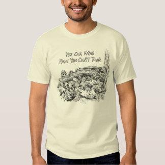 Morchel-Pilz-Shirt LUSTIG! Hemden