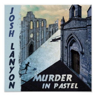 Mord im Pastell Poster