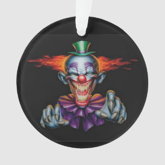 Mörder-Übel-Clown Ornament