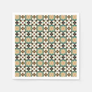 Moresque Muster Serviette