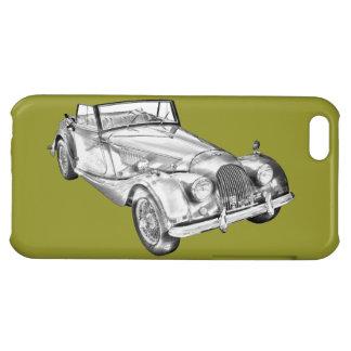 Morgan 1964 plus 4 Sport-Auto-Illustration iPhone 5C Cover