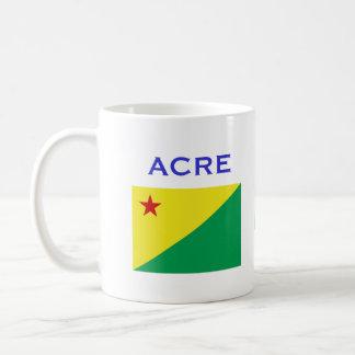 Morgen, Brasilien-Kaffeetasse/Caneca de Acre Kaffeetasse