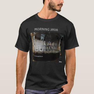 MORGEN JO, MORGEN JAVA T-Shirt