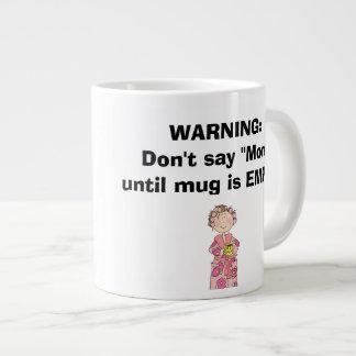 Morgen-Mama-Tasse Jumbo-Mug