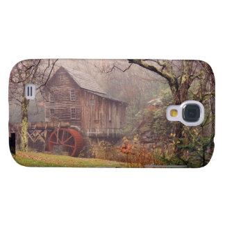 Morgen-Nebel Galaxy S4 Hülle