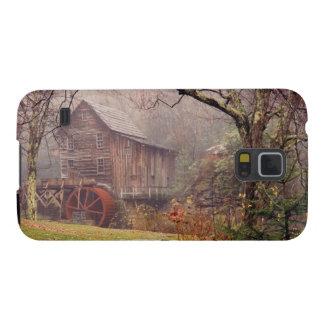 Morgen-Nebel Samsung Galaxy S5 Hülle