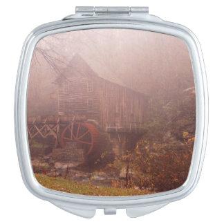 Morgen-Nebel Taschenspiegel