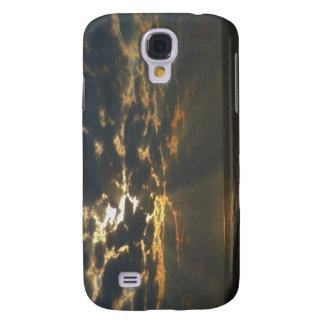 Morgen Sun und Ozean - Eichen-Insel, NC Galaxy S4 Hülle