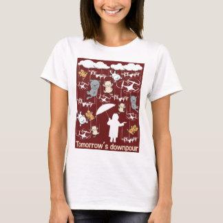 Morgiger Regenguß T-Shirt