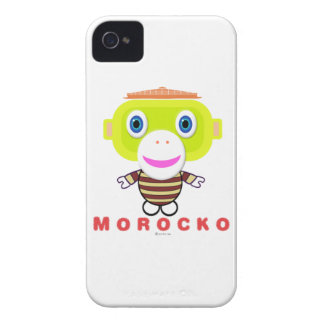 Morocko Case-Mate iPhone 4 Hülle
