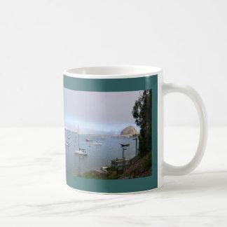 Morro Bucht für das Büro Kaffeetasse