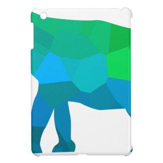 Mosaik-Elefant 1 iPad Mini Hülle
