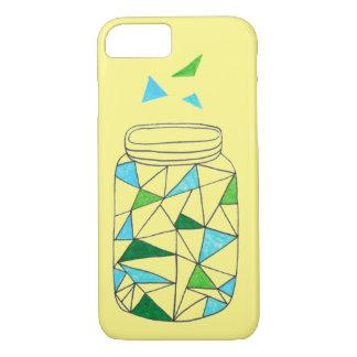 Mosaik-Glas iPhone 8/7 Hülle