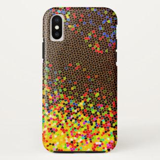 Mosaik iPhone X Hülle
