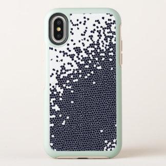 Mosaik OtterBox Symmetry iPhone X Hülle