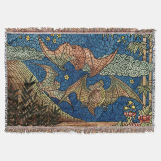 Mosaik-Schläger-Wurfs-Decke Decke