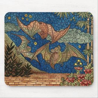 Mosaik schlägt Mousepad