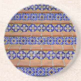 Mosaik-Treppe Untersetzer