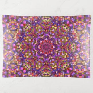 Mosaik-Vintage Kaleidoskoptrinket-Behälter Dekoschale