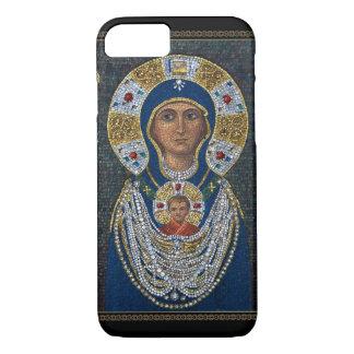 Mosaikikone von Murano Insel iPhone 8/7 Hülle