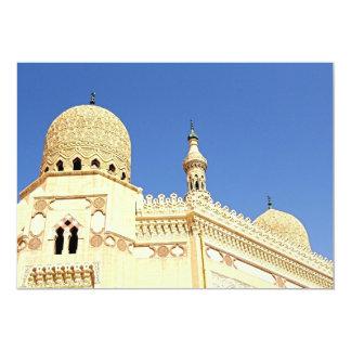Moschee 12,7 X 17,8 Cm Einladungskarte