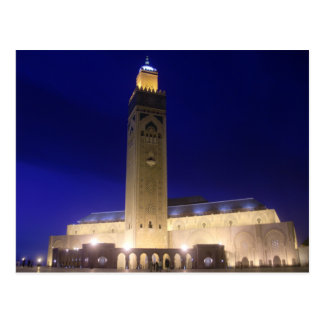 Moschee Postkarte