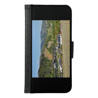 Moselbrücke bei Bullay Geldbeutel Hülle Für Das Samsung Galaxy S6
