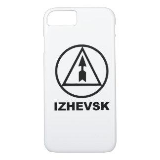 Mosin Nagant/Arsenal AK-47 Izhevsk iPhone 7 Fall iPhone 7 Hülle