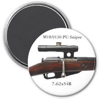Mosin Nagant Magnet Scharfschütze ww2