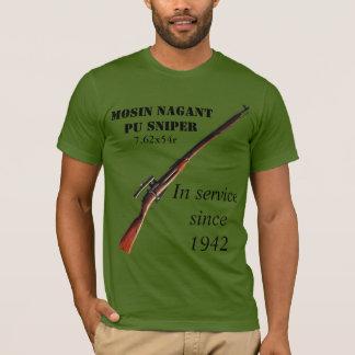 Mosin Nagant PU-Scharfschütze-Shirt T-Shirt