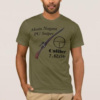 Mosin Nagant PU-Scharfschütze-T-Shirt T-Shirt