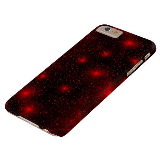 motif abstrait de couleur coque iPhone 6 plus barely there