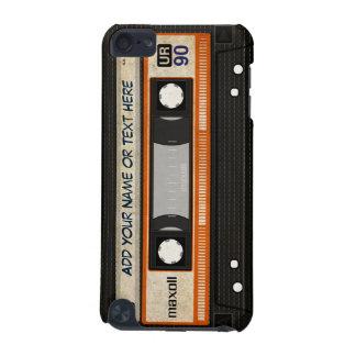 Motif d'enregistreur à cassettes de musique de la