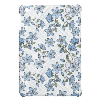 Motif floral 2 étuis iPad mini