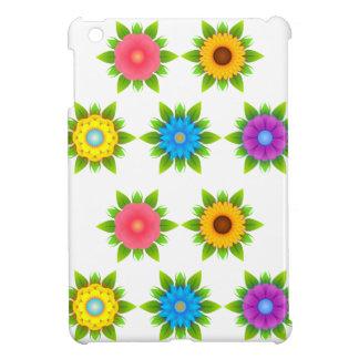 Motif floral étui iPad mini