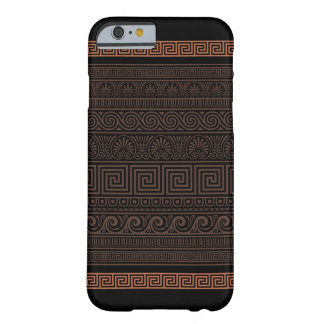 Motif ornemental grec coque barely there iPhone 6