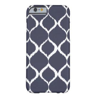 Motif tribal géométrique d'impression d'Ikat de Coque iPhone 6 Barely There