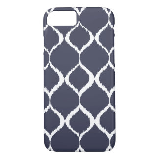 Motif tribal géométrique d'impression d'Ikat de Coque iPhone 7