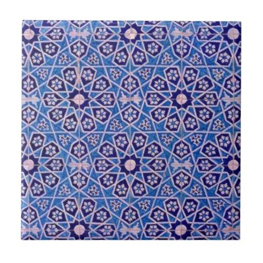 Motifs islamiques 2 carreaux