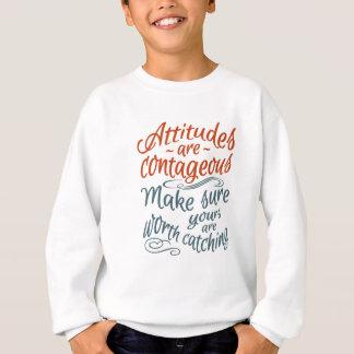 Motivierend Shirts u. Jacken der HALTUNG