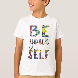 Motivierend Zitat ist sich T-Shirt