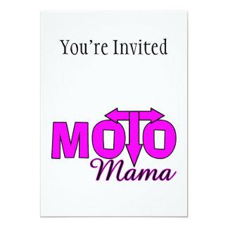 Moto Mutter Karte