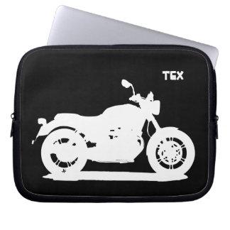 Motorrad Laptop Sleeve