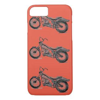 Motorrad-Manie auf iPhone 7 kaum dort Fall iPhone 8/7 Hülle